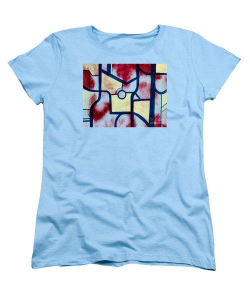Misconception Women's T-Shirt (Standard Cut) by Stefanie Forck