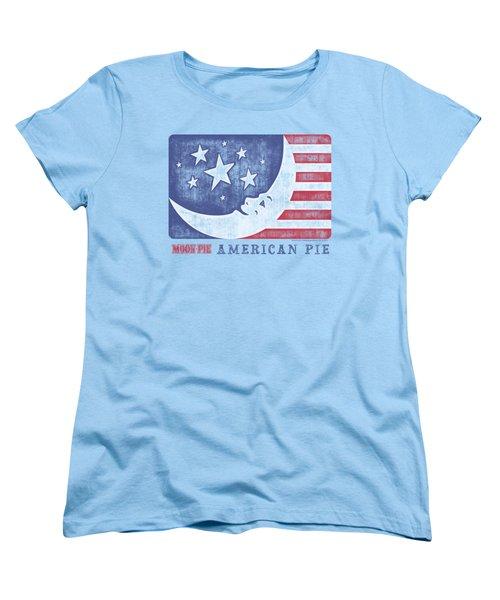 Moon Pie - American Pie Women's T-Shirt (Standard Fit)