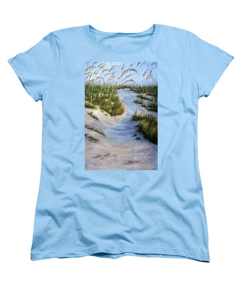 Morning Shadows Women's T-Shirt (Standard Cut)