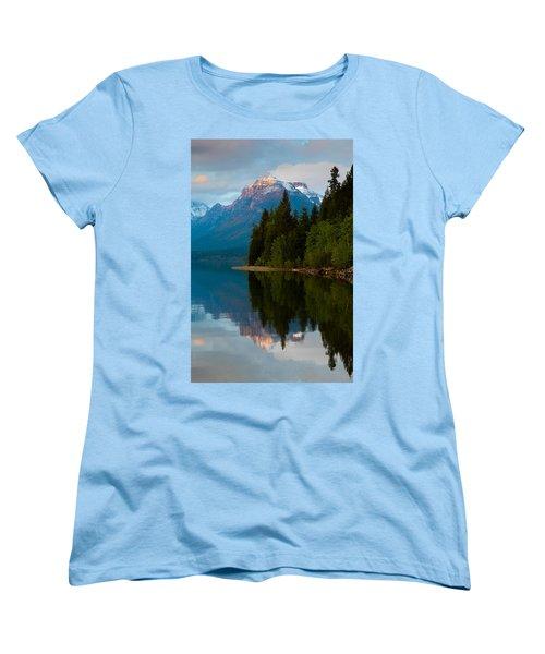 Mount Cannon Women's T-Shirt (Standard Cut) by Aaron Aldrich