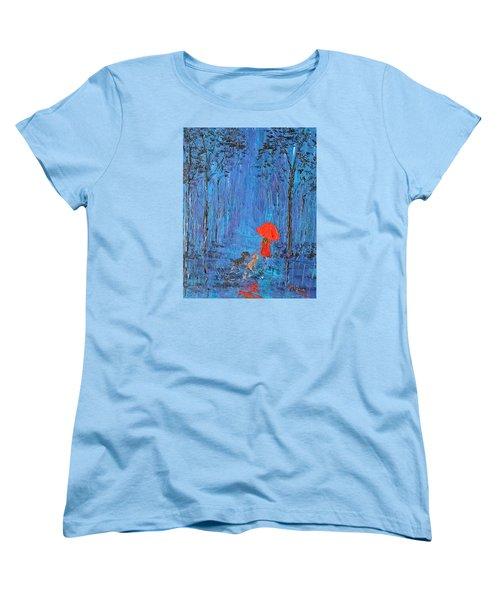 My Journey  Women's T-Shirt (Standard Cut) by Patricia Olson