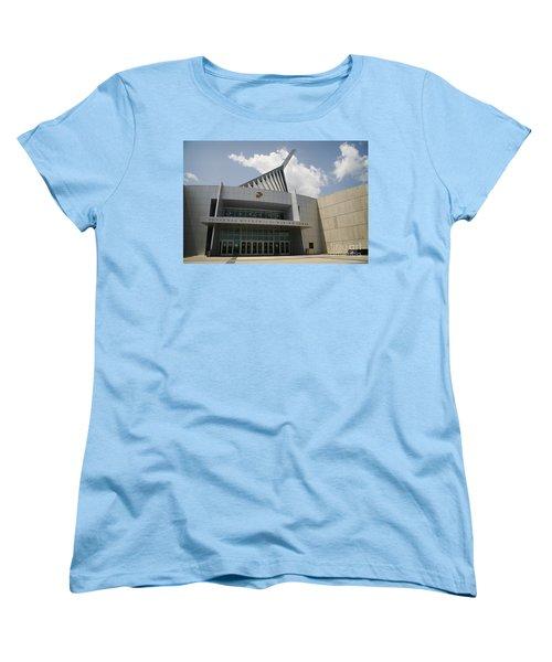 National Museum Of The Marine Corps Women's T-Shirt (Standard Cut)
