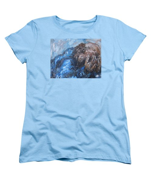 No More Women's T-Shirt (Standard Cut) by Cheryl Pettigrew