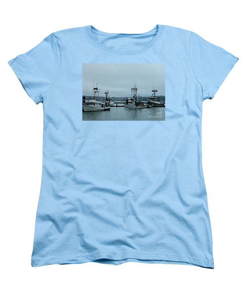 Norma M And Friends Women's T-Shirt (Standard Cut) by Chalet Roome-Rigdon
