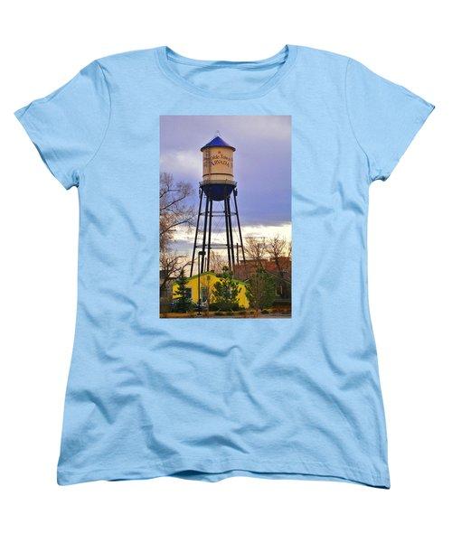 Old Towne Arvada Women's T-Shirt (Standard Cut) by David Pantuso
