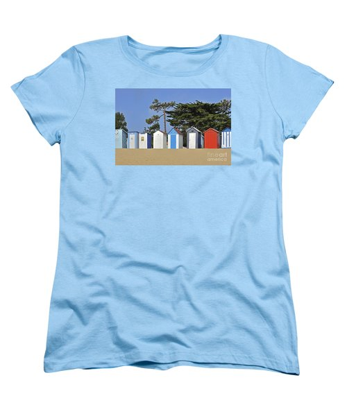 Women's T-Shirt (Standard Cut) featuring the photograph Oleron 6 by Arterra Picture Library