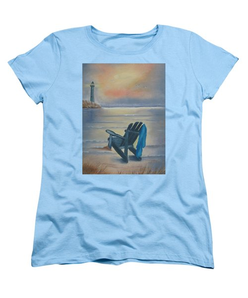 One Is A Lonely Number Women's T-Shirt (Standard Cut) by Kay Novy