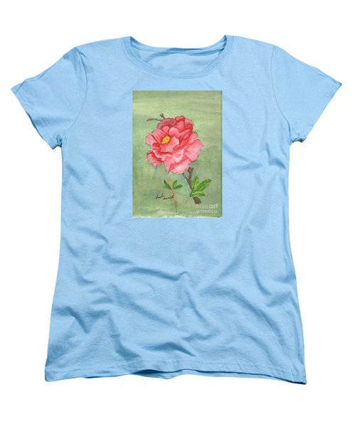 One Rose Women's T-Shirt (Standard Cut)