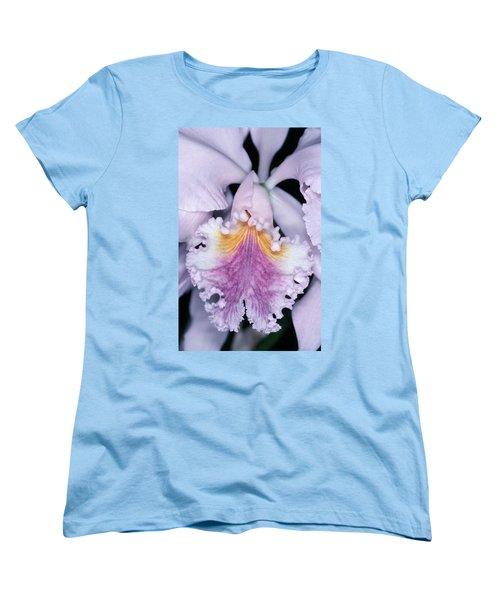 Orchid 2 Women's T-Shirt (Standard Cut) by Andy Shomock