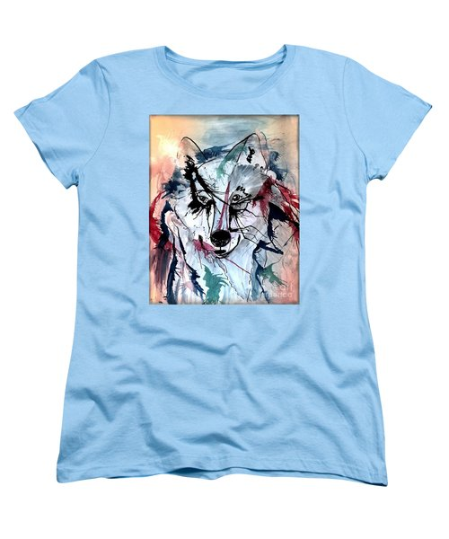 Orion Women's T-Shirt (Standard Cut) by Denise Tomasura