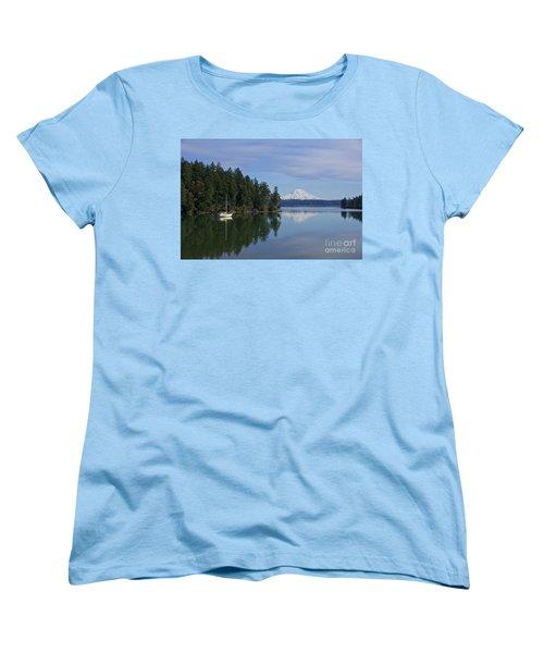 Oro Bay IIi Women's T-Shirt (Standard Cut) by Sean Griffin