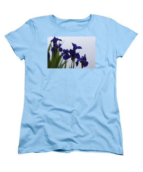 Women's T-Shirt (Standard Cut) featuring the photograph Osaka Garden by Miguel Winterpacht