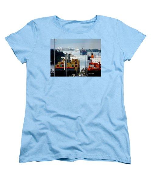 Panama Express Women's T-Shirt (Standard Cut)