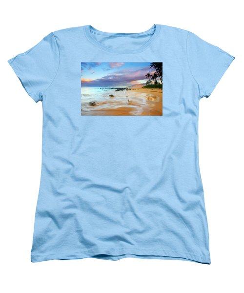 Paradise Dawn Women's T-Shirt (Standard Cut)