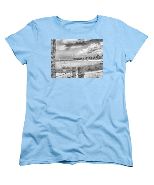 Women's T-Shirt (Standard Cut) featuring the photograph Peace by Howard Salmon