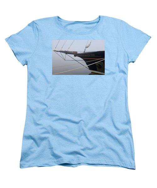 Peacemaker Women's T-Shirt (Standard Cut) by Julia Wilcox