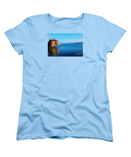 Women's T-Shirt (Standard Cut) featuring the photograph Perfect Day In San Diego by Jasna Gopic