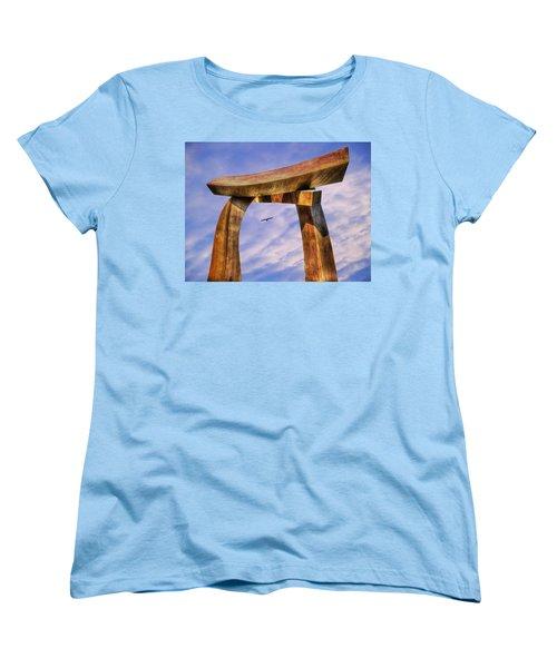 Pi In The Sky Women's T-Shirt (Standard Cut)