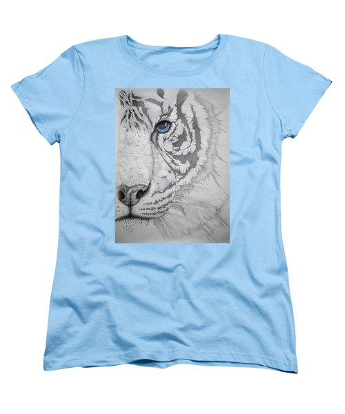 Piercing II Women's T-Shirt (Standard Cut) by Mayhem Mediums