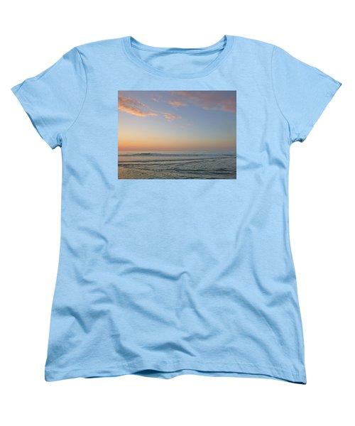 Pink Morning Women's T-Shirt (Standard Cut)
