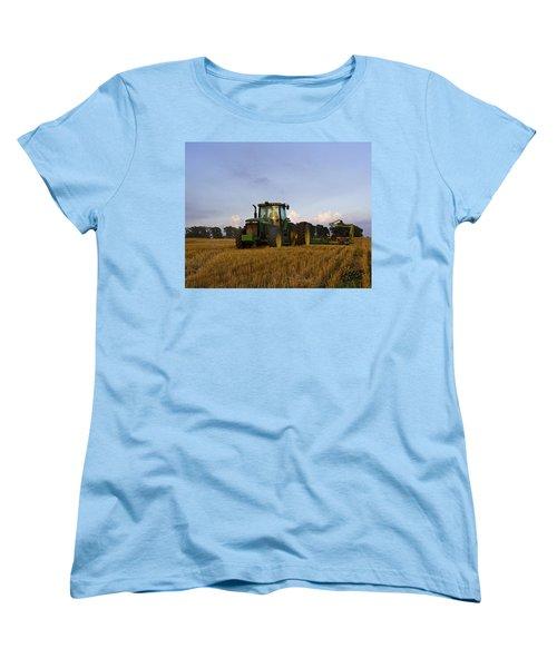 Planting Deere Women's T-Shirt (Standard Cut)