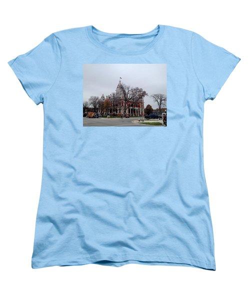 Pontiac Women's T-Shirt (Standard Cut) by Joseph Yarbrough