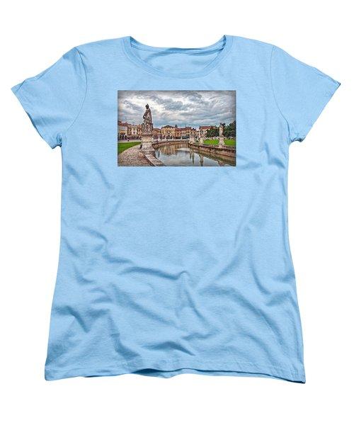 Prato Della Valle Women's T-Shirt (Standard Cut) by Hanny Heim