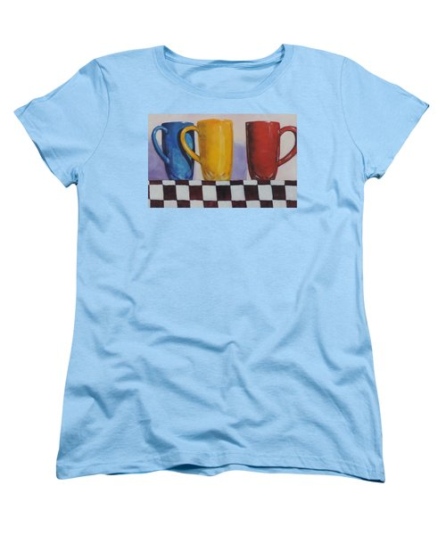 Primarily Coffee Women's T-Shirt (Standard Cut)