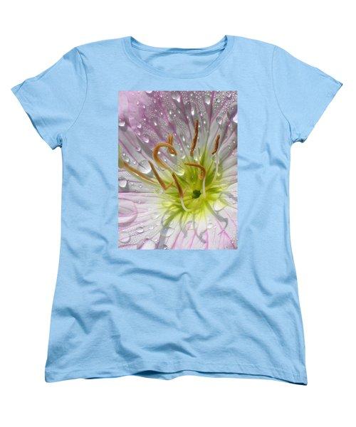 Primrose Women's T-Shirt (Standard Cut) by Jennifer Wheatley Wolf