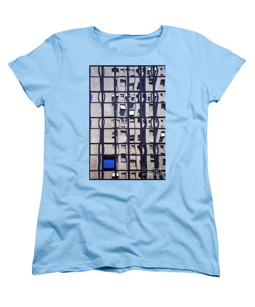Women's T-Shirt (Standard Cut) featuring the photograph Private Worlds by Bernardo Galmarini
