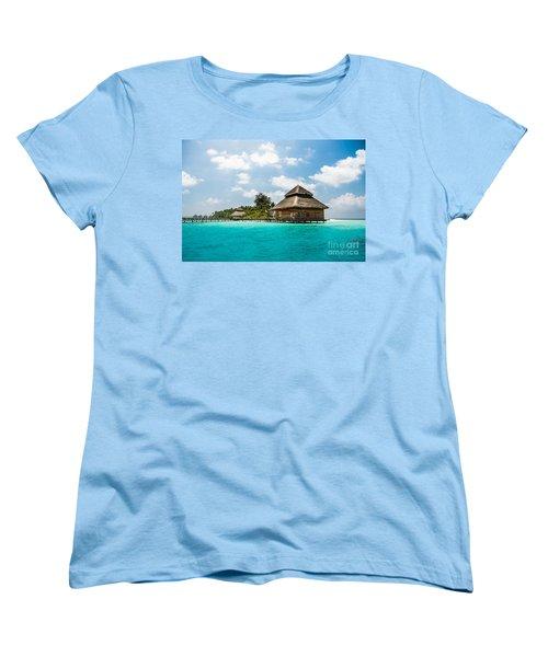 Rannaalhi Women's T-Shirt (Standard Cut) by Hannes Cmarits