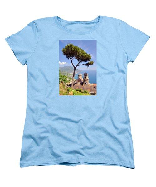 Ravello Pine Women's T-Shirt (Standard Cut) by Alan Toepfer