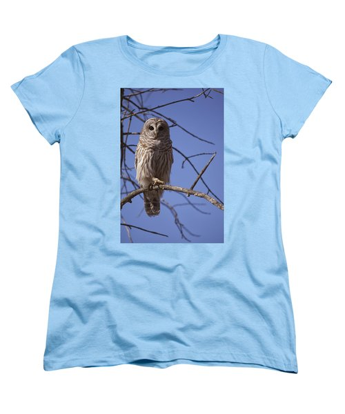 Ready For Takeoff Women's T-Shirt (Standard Cut) by Eunice Gibb