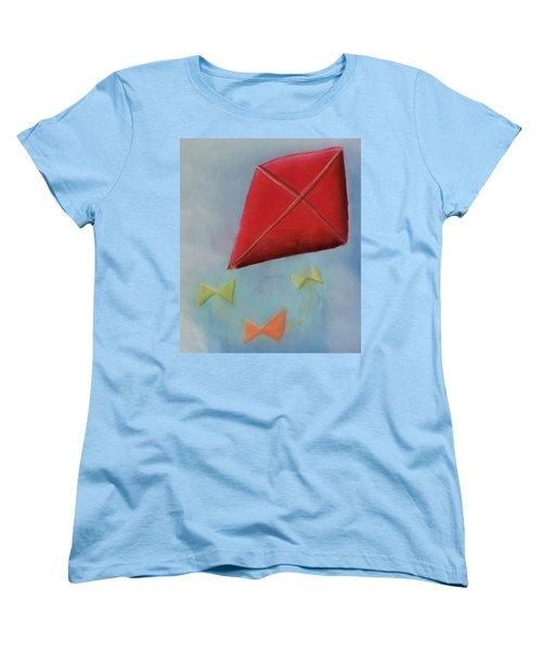 Red Kite Women's T-Shirt (Standard Cut)