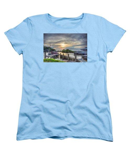 Remnants Women's T-Shirt (Standard Cut) by Charlotte Schafer