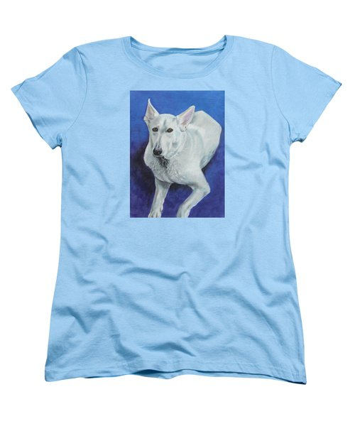 Reno Women's T-Shirt (Standard Cut) by Jeanne Fischer