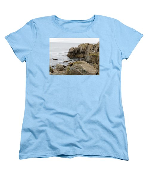 Rocky Formations Women's T-Shirt (Standard Cut) by Joseph Baril