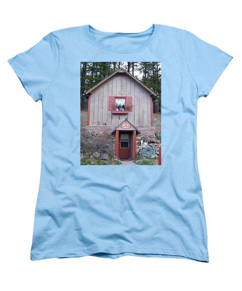 Root Cellar Women's T-Shirt (Standard Cut) by Pamela Walrath