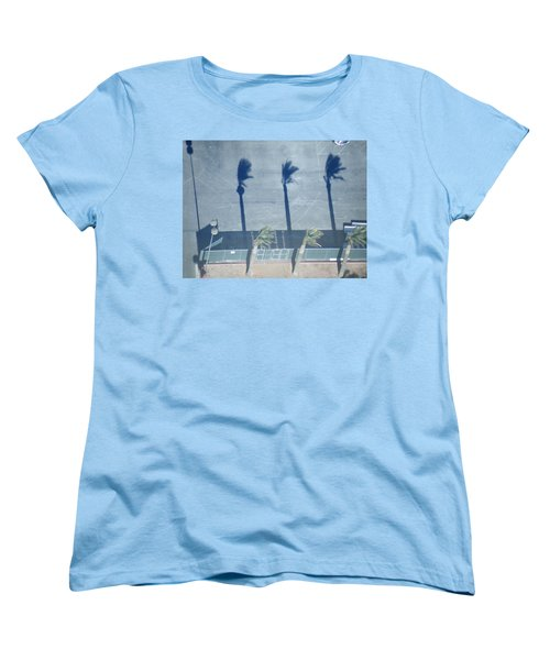 Royal Procession Women's T-Shirt (Standard Cut) by Brian Boyle