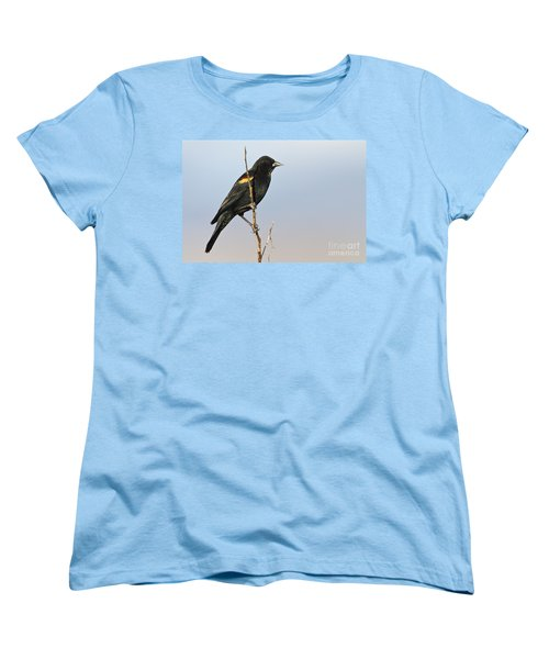 Rwbb On Stick Women's T-Shirt (Standard Cut) by Bryan Keil