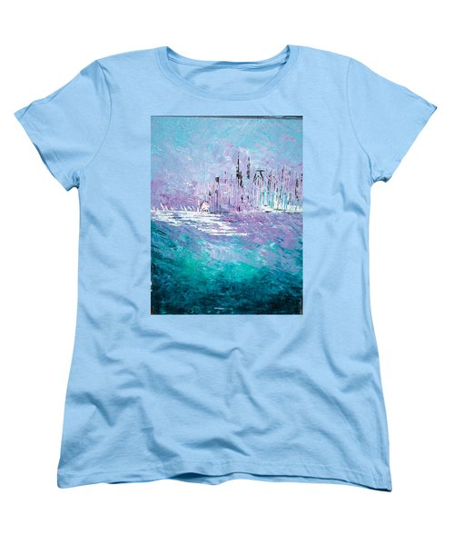 Sailing South - Sold Women's T-Shirt (Standard Cut) by George Riney