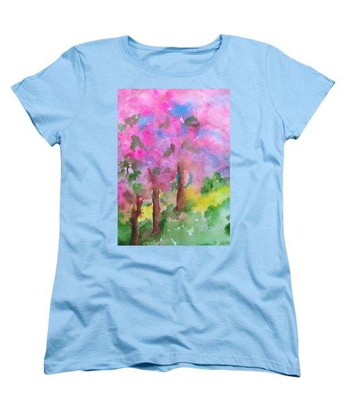 Sakura Women's T-Shirt (Standard Cut)