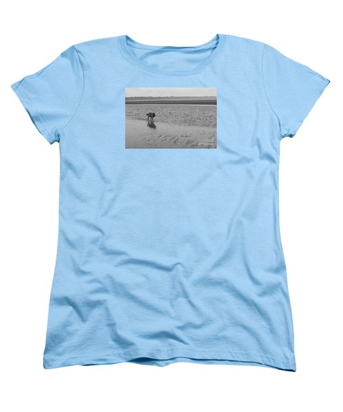 Women's T-Shirt (Standard Cut) featuring the photograph Sally V by Cassandra Buckley