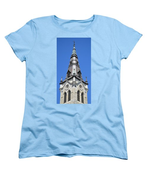 San Antonio Chuch 01 Women's T-Shirt (Standard Cut) by Shawn Marlow