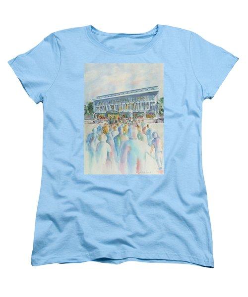 San Diego Ideal Org Women's T-Shirt (Standard Cut) by Debbie Lewis