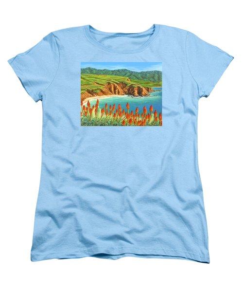 San Mateo Springtime Women's T-Shirt (Standard Cut)