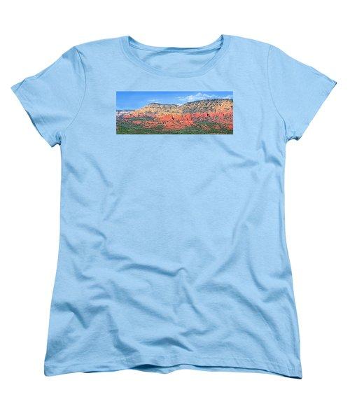 Sedona Landscape Women's T-Shirt (Standard Cut)