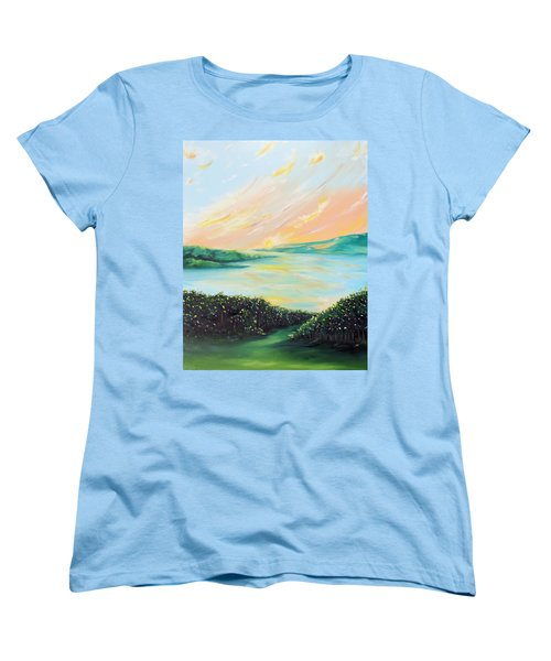 Seeded Spirit Women's T-Shirt (Standard Cut) by Meaghan Troup