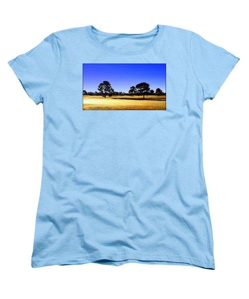 Women's T-Shirt (Standard Cut) featuring the photograph Serendipity by Faith Williams