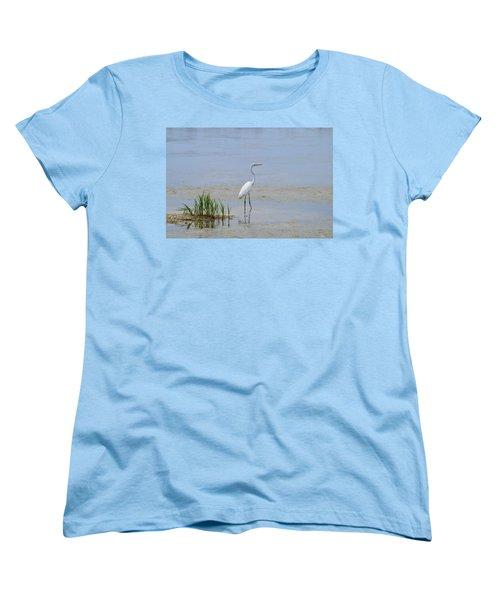 Women's T-Shirt (Standard Cut) featuring the photograph Serene by Judith Morris